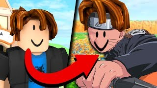 If ROBLOX was an ANIME