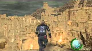 Resident Evil 4 All Boss Fights ( Professional ) & Glitches by agniiz