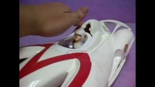 Speed Racer - Battle Morph Mach 6 demo
