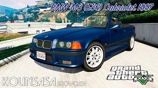 GTA 5 BMW M3 (E36) Cabriolet 1997