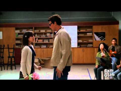 Glee - Dammit, Janet! (Finn & Rachel) [HD]
