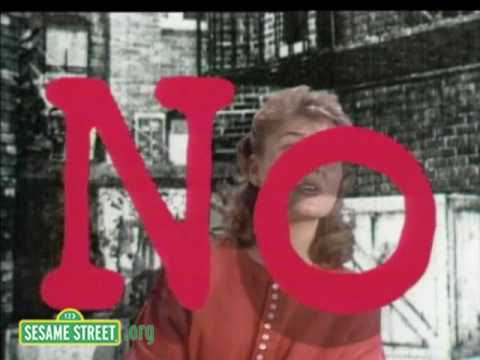 Sesame Street - The Word Is No