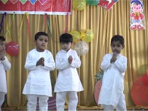 Itni Shakti Hamein Dena Data Prayer on Annual Day 2009