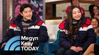 Shibutani Siblings Talk 2018 Winter Olympics, Figure Skating And More | Megyn Kelly TODAY