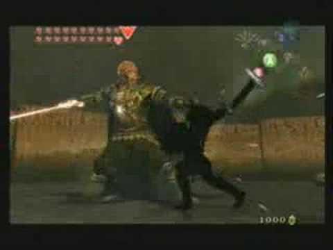 Dark link vs fierce deity link