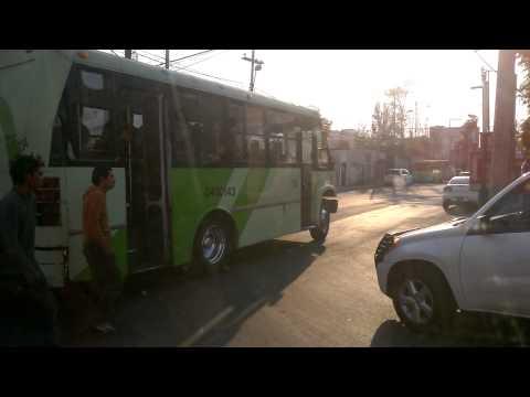"""Camión """"haciendo base"""" en Toluca y Transmisiones @daggobmx"""