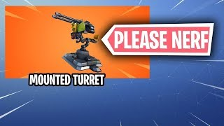 EPIC PLEASE NERF THIS GUN! | Fortnite Funny Moments #12