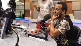 French Montana Talks Drake Dissing Joe Budden, Smashing Celebrities, New Album & More!!