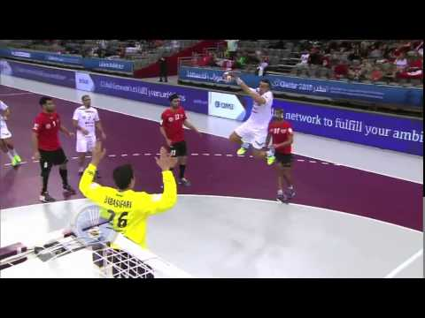 Top five plays for January 23   IHFtv World Men's Handball Championship Qatar 2015