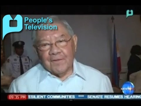 Speaker Belmonte: Impeachment attempts vs. President Aquino will not fly || Jan. 23, '14