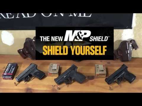 M&P Shield vs. XDs and LC9