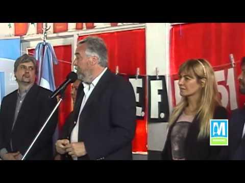 Moreno cuenta con un Centro de Educación Física CEF  Nº 151