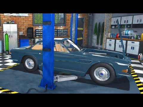 Car Mechanic Sim 2015 - Maserati DLC - Drifting Customers Cars!