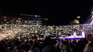 Beyonce Forever Young 2 On The Run Tour Rose Bowl 2014 Live