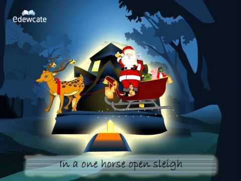 Edewcate english rhymes – Jingle bells