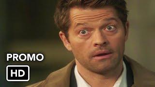 "Supernatural 14x08 Promo ""Byzantium"" (HD) Season 14 Episode 8 Promo"