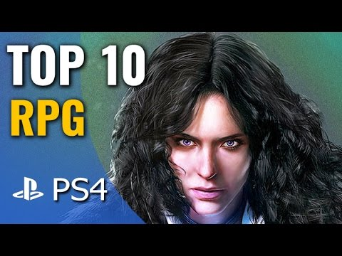 Top 10 PS4 Role-Playing Games   RPG