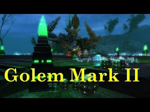 Guild Wars 2 : The New Golem Mark II (April 2014 Feature Pack)