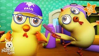 Two Little Dicky Birds - Plus More Nursery Rhymes for Children | Hazel Rabbit & Friends