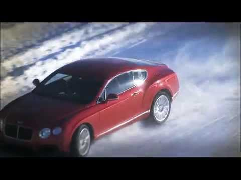 Bentley – Juha Kankkunen on Ice 2013