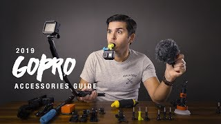 2019 Ultimate GoPro Accessories Guide
