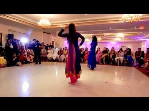 Sam and Muss- Mehndi danceSkit