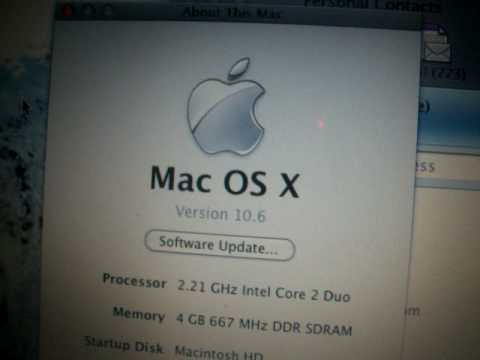 Dualbooting Windows 7 Ultimate & Mac Osx Snow Leopard Retail.