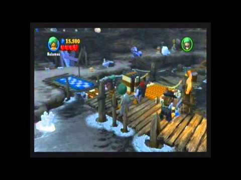 Wii- Pirates of the caribbean- Annoying telescope!!- 21