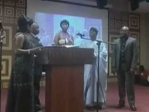 Nigerian Telecoms Awards 2009 (A) - LogicaMediaTV