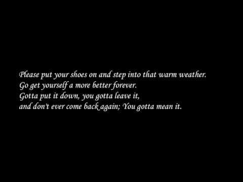 Atmosphere - The Last To Say