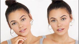 Natural Drugstore Everyday Makeup Tutorial