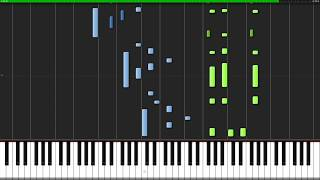 Nothing Else Matters Metallica Piano Tutorial Synthesia Wouter Van Wijhe