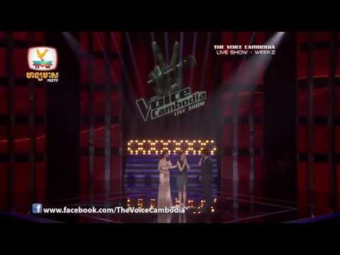 The Voice Cambodia - Live Show 2 - Price Tag - Laj Sea