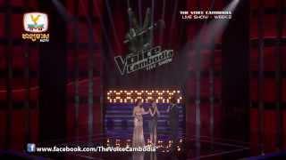 The Voice Cambodia - Live Show 2 - Price Tag - ឡាច សៀរ