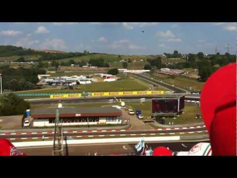 Formula-1 ENI MAGYAR NAGYDÍJ 2012