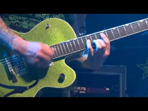 Blue Moon of Kentucky (Live) - Brian Setzer Rockabilly Riot Tour 2011 - Dublin, July 27, 2011