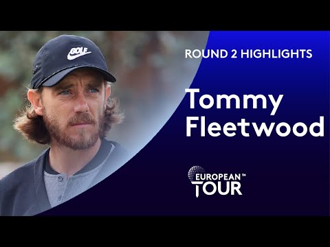 Tommy Fleetwood makes 44th consecutive cut | 2020 Dubai Desert Classic