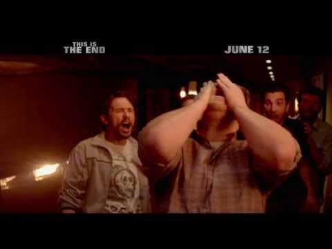 WATCH, LIKE & SHARE this new video clip, and see it in theaters Wednesday, June 12! facebook.com/thisistheend.