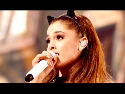 Ariana Grande Raps Like Nicki Minaj & Defends Her Gay Brother