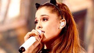 Ariana Grande Raps Like Nicki Minaj & Defends Her Gay Brother