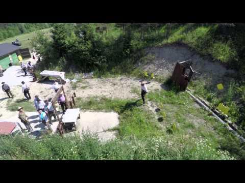 Days of Truth 2015 - Domaniža Slovakia - westernová streľba