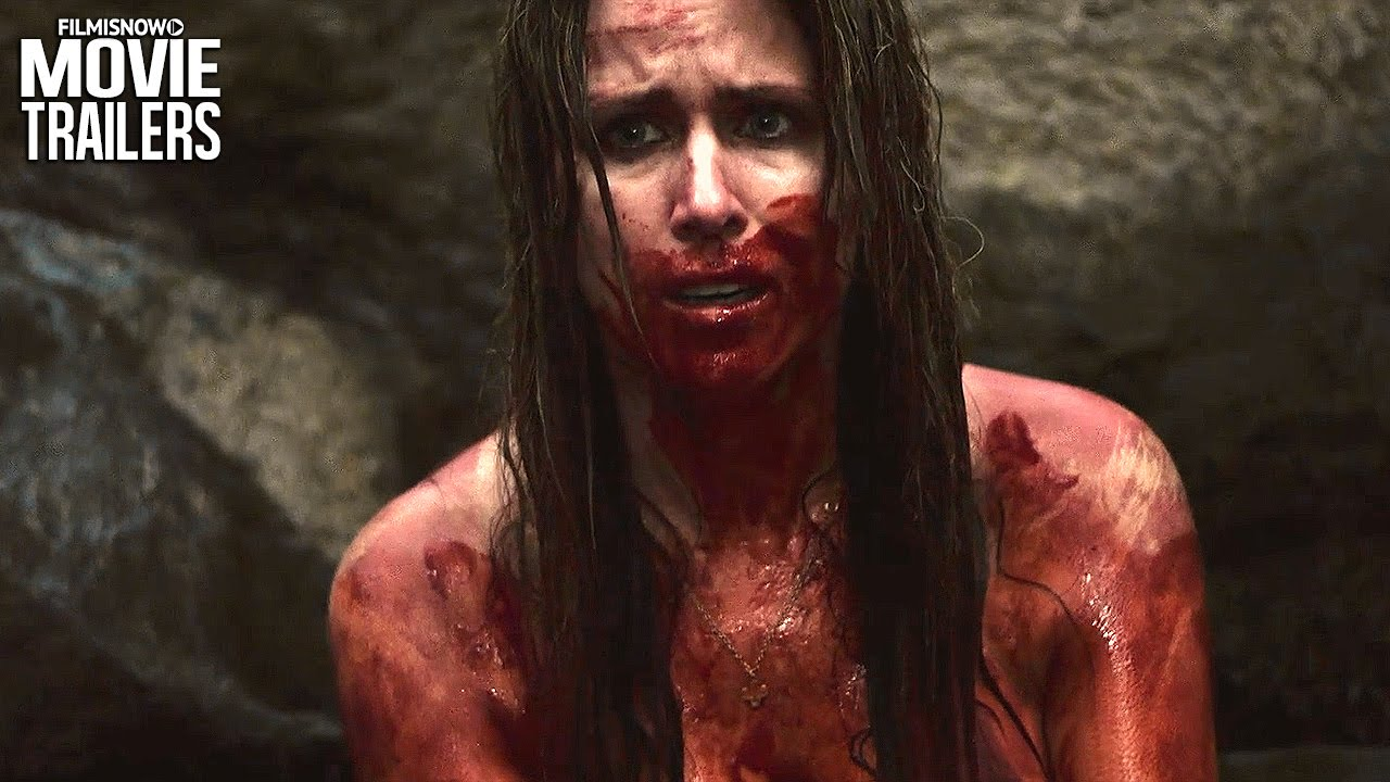 GIRL IN WOODS ft. Charisma Carpenter | Official Trailer [Horror 2016] HD
