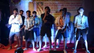 Dance Perform by 6191 Chava Group Boys