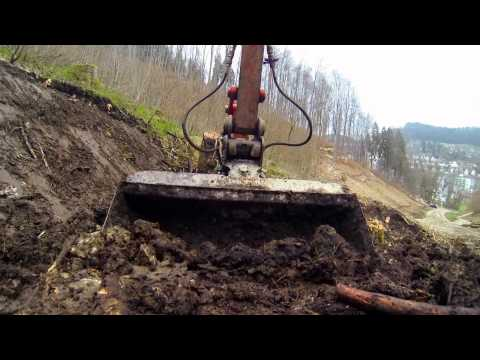 Building a World Class Mountain Bike Track for Albstadt - UCI MTB World Cup 2013