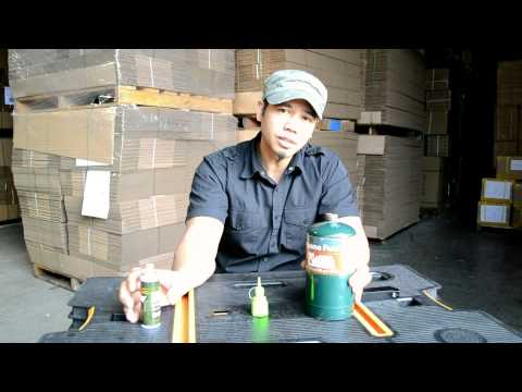 Airsoft Green Gas Propane Adapter Use - How to Video