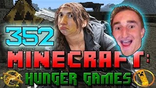 Minecraft: Hunger Games w/Mitch! Game 352 - JEROME IS BACK!