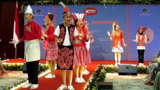 Download Lagu Duta Cinta - Medley Lagu Daerah Gratis STAFABAND