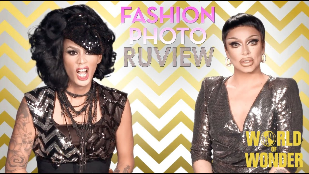 Rupaul Fashion Photo Ruview Season 6 RuPaul s Drag Race Fashion