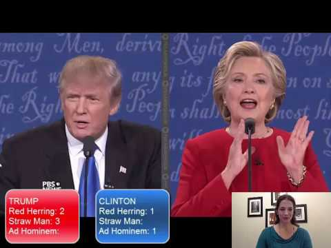 fallacies in presidential debates Examples of fallacies in presidential debates 2016 otterburn park need someone to type my dissertation hypothesis on gay clubs as soon as possible corona.