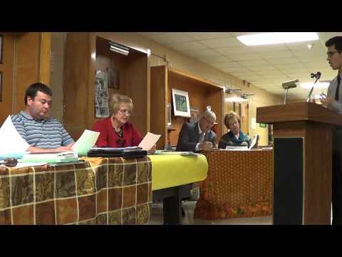 Lincoln County Board of Education • 11/13/12 • Part 5 of 9